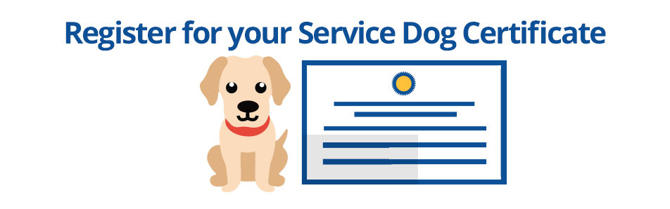 How to Certify a Service Dog | Service Dog Certifications